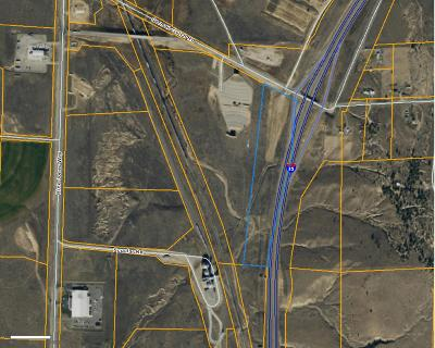 Butte Residential Lots & Land For Sale: German Gulch Road