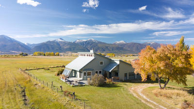 Missoula Single Family Home For Sale: 3919 Illinois Bench Rd
