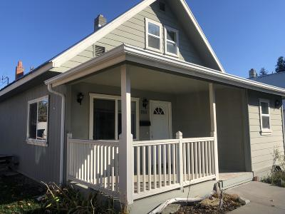 Lincoln County Single Family Home Under Contract Taking Back-Up : 1511 Dakota Avenue