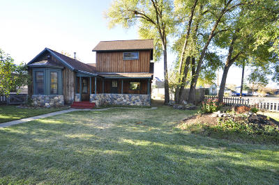 Missoula Single Family Home For Sale: 617 North 2nd Street West