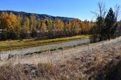 Ravalli County Residential Lots & Land For Sale: Nhn South Highway 93
