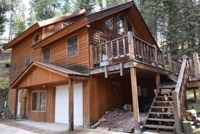 Seeley Lake Single Family Home For Sale: 100 Leota Peak Court