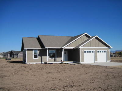 Ravalli County Single Family Home For Sale: 70 Kaycee Way