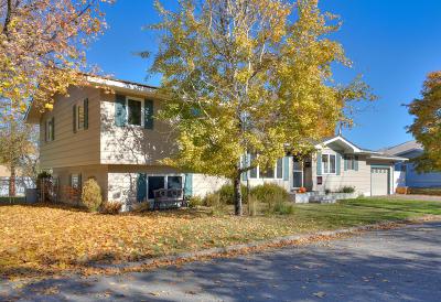 Missoula Single Family Home For Sale: 1608 Jackie Drive