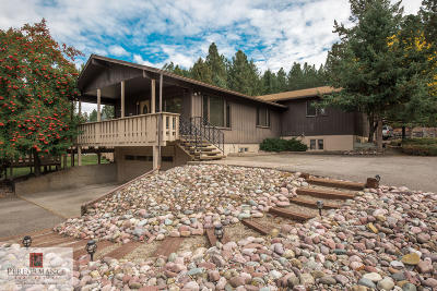 Bigfork Single Family Home For Sale: 15322 Woods Bay Point Road