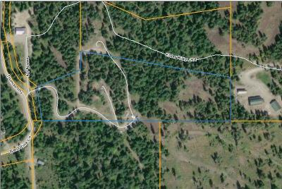 Flathead County Residential Lots & Land For Sale: 2299 Truman Heights Road