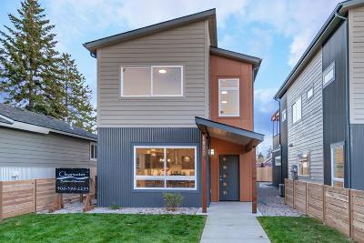 Missoula Single Family Home For Sale: 1029 Stoddard Street