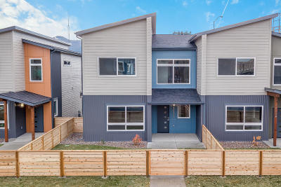 Missoula Single Family Home For Sale: 1033a Stoddard Street