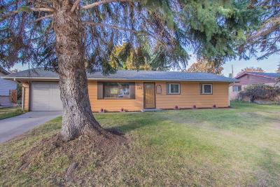 Missoula Single Family Home For Sale: 126 Wapikiya Drive