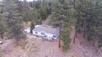 Single Family Home For Sale: 36201 Berthoud Road