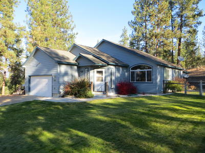 Stevensville Single Family Home For Sale: 2820 Yellow Hawk Road