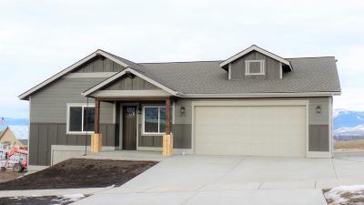 Missoula Single Family Home For Sale: 4576 Christian Drive