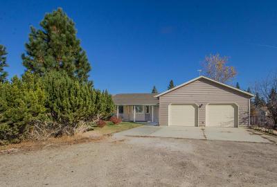 Ravalli County Single Family Home For Sale: 5576 Whitetail Lane