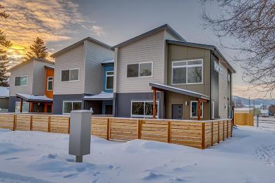 Missoula Single Family Home For Sale: 1033b Stoddard Street