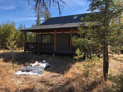 Flathead County Single Family Home For Sale: 1050 Moose Meadows Court