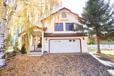 Kalispell Single Family Home For Sale: 168 Trailridge Road