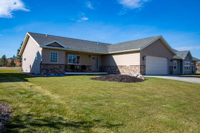 Flathead County Single Family Home For Sale: 152 Palmer Drive