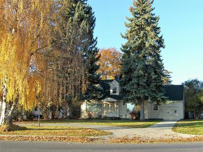 Kalispell Single Family Home For Sale: 516 Woodland Avenue