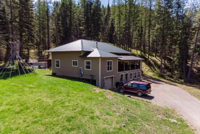 Multi Family Home For Sale: 10780 Grant Creek Road