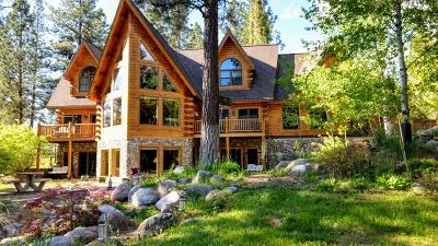 Thompson Falls Single Family Home For Sale: 64 Steamboat Way East