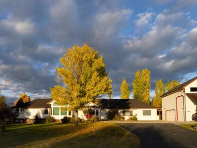 Missoula Single Family Home For Sale: 7151 Tumbleweed Drive
