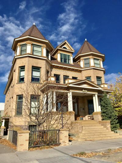 Missoula Single Family Home For Sale: 120 South 4th Street West