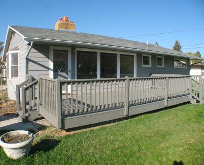 Missoula Single Family Home For Sale: 1908 35th Street