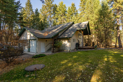 Kalispell Single Family Home For Sale: 244 Lake Blaine Drive