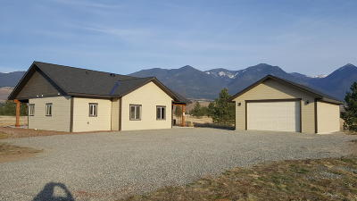 Lincoln County Single Family Home For Sale: Lot 8 Nhn Velvet Grove
