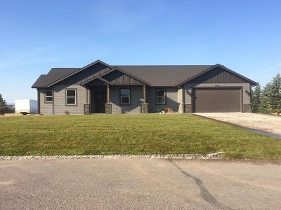 Flathead County Single Family Home For Sale: 276 Spruce Meadows Loop