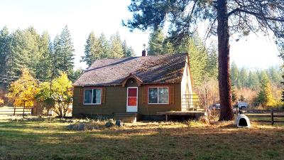 Polson Single Family Home Under Contract Taking Back-Up : 31863 Holmes Creek Lane