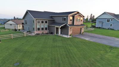 Kalispell Single Family Home For Sale: 79 Fox Den Loop