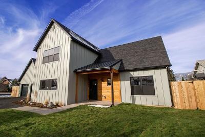 Missoula Single Family Home For Sale: 3360 Rattlesnake Drive