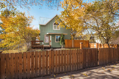 Kalispell Single Family Home For Sale: 116 7th Avenue West