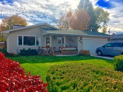 Single Family Home Under Contract Taking Back-Up : 2808 Harmony Court