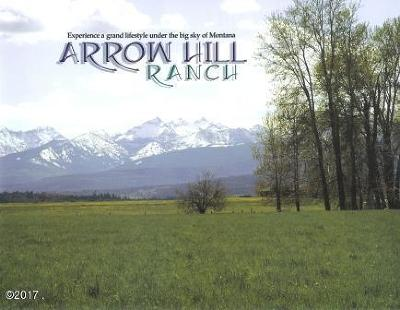 Hamilton Residential Lots & Land For Sale: Lot 18 Arrow Hill Ranch