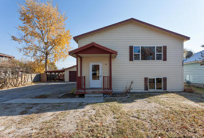 Flathead County Single Family Home For Sale: 1225 4 Avenue West