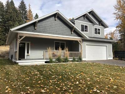 Flathead County Single Family Home For Sale: 12 Cedar Pointe Loop