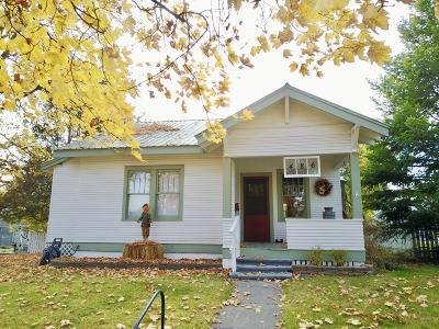 Kalispell Single Family Home Under Contract Taking Back-Up : 486 3rd Avenue East North