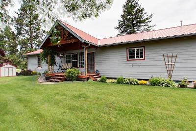 Columbia Falls Single Family Home For Sale: 1420 Berne Road