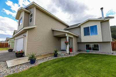 Kalispell Single Family Home For Sale: 144 Lupine Drive