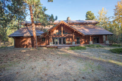 Darby Single Family Home For Sale: 287 Lake Como Road