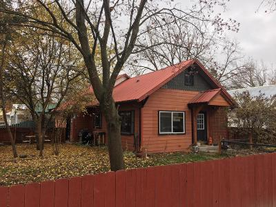 Whitefish Single Family Home Under Contract Taking Back-Up : 744 Somers Avenue