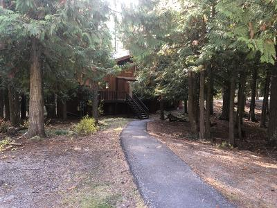 Whitefish Single Family Home Under Contract Taking Back-Up : 114 Cedar Way