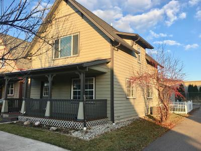 Missoula Single Family Home For Sale: 5000 Sonoma Street