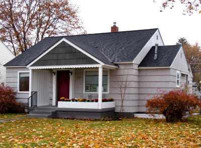 Kalispell Single Family Home For Sale: 1127 6th Avenue East