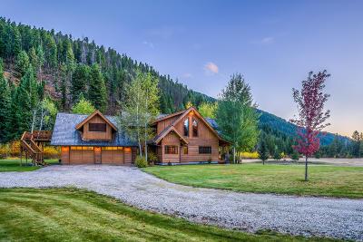 Ravalli County Single Family Home For Sale: Timber Ridge Drive