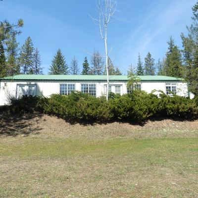 Sanders County Single Family Home For Sale: 1730 Mt-200