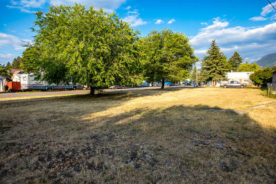 Columbia Falls Residential Lots & Land Under Contract Taking Back-Up : Nhn 2nd Avenue West