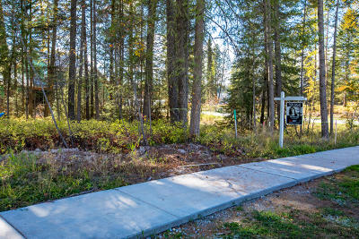 Whitefish Residential Lots & Land For Sale: 322 Bonita Circle